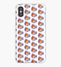 Shou well-read iPhone Case