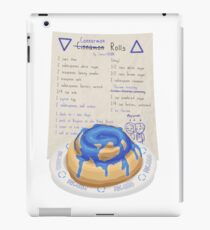 Connormon Rolls - Detroit: Werde Mensch iPad-Hülle & Klebefolie