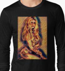 Brigitte Long Sleeve T-Shirt
