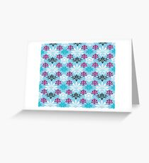 Damask One Greeting Card