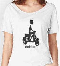 doffed Women's Relaxed Fit T-Shirt