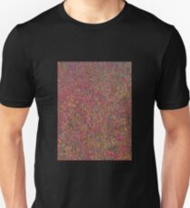 Camouflage GRAPHIC tee pink yellow Unisex T-Shirt