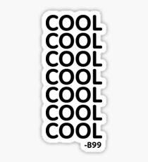 Cool-Brooklyn 99 Sticker