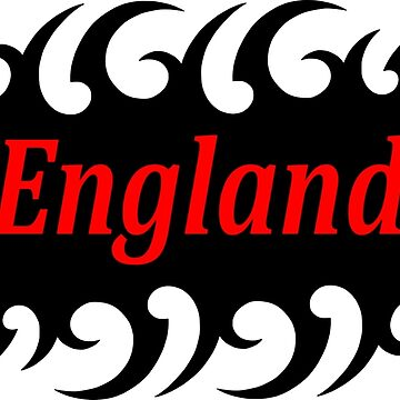 England by glowdesigns