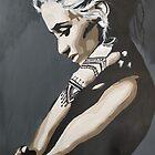 Tattooed women Leotie by melaniefiona