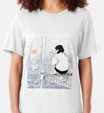 Harbor tomppa Slim Fit T-Shirt