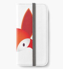 The Red Fox iPhone Wallet/Case/Skin