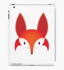The Red Fox iPad Case/Skin