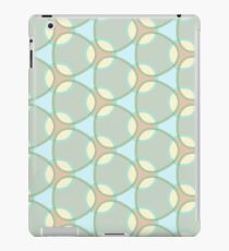 the structure of the decoration imagination seamless colorful repeat pattern iPad Case/Skin