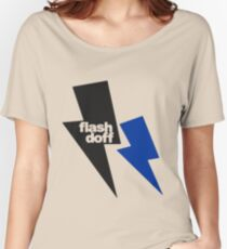 flash doff Women's Relaxed Fit T-Shirt