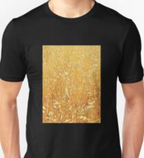 Camouflage GRAPHIC field gold Unisex T-Shirt
