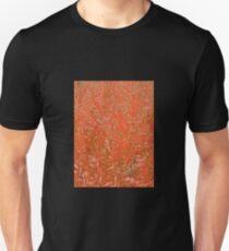 Camouflage GRAPHIC tee red Unisex T-Shirt