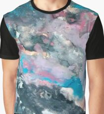 Memories of Life, an abstract painting on various products and merchandise. Graphic T-Shirt