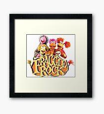 Fraggle Rock Fraggles 80s Muppets Framed Print