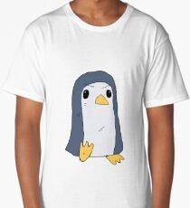 simple penguini Long T-Shirt