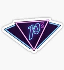 P3 Souvenir  Sticker