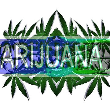 Marijuana Street by asphaltimages
