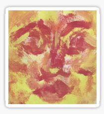 Sun Woman Sticker
