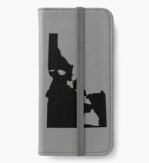 Idaho and Hawai'i Roots by Hawaii Nei All Day iPhone Wallet/Case/Skin