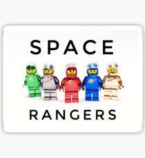 Space Rangers Sticker