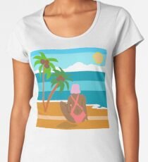 Come and Play Women's Premium T-Shirt