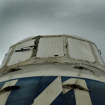 Old military plane 2 by jaroas