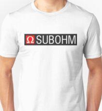 SUBOHM Unisex T-Shirt