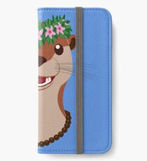 Otter (Billie Bust Up) [BBU] iPhone Wallet/Case/Skin