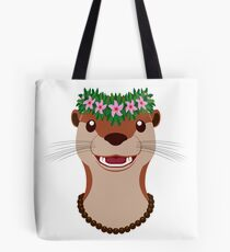Otter (Billie Bust Up) [BBU] Tote Bag