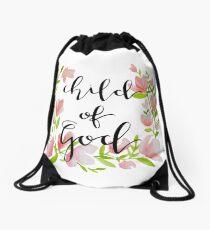 Child of God Drawstring Bag