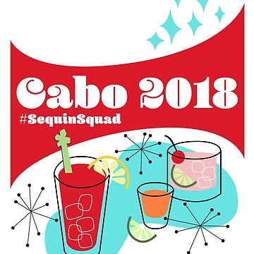 Cabo 2018 for Light Colors by AmeeMax