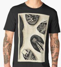 Dancing Menade Men's Premium T-Shirt