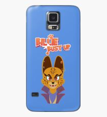 Pirate Queen (Billie Bust Up) [BBU] Case/Skin for Samsung Galaxy