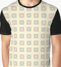 patterns decoration abstraction star seamless colorful repeat pattern Graphic T-Shirt
