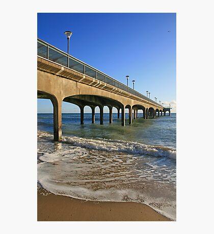 Boscombe Pier Photographic Print