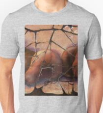 The Pears Fresco With a Crackle Finish for #RedBubble  Unisex T-Shirt