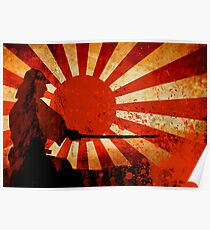 The Rising Sun Poster