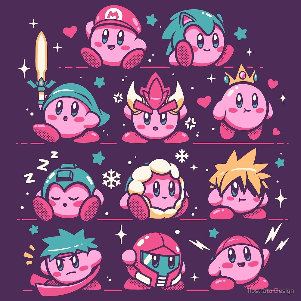 Pink Warriors by Ilustrata Design