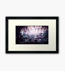 holey hill Framed Print