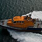 Longhope Lifeboat by Terry Mooney
