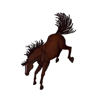 Wild Horse Bucking Bronco by Horseworks