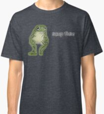 Soup Time - frog Classic T-Shirt