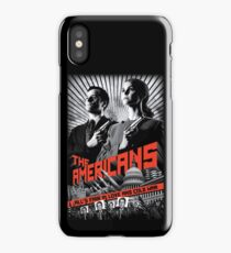 The Americans iPhone Case