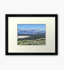 Bald Mountain Lookout Framed Print