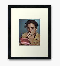 Cole Framed Print