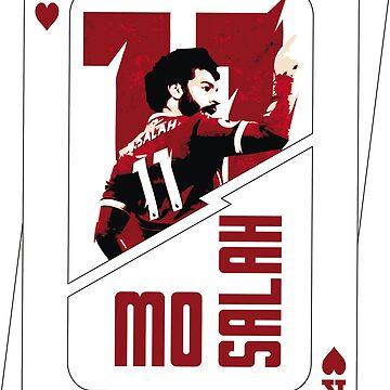 Mo Salah KING by Fabrica2201