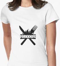 Fortnite- Fork Knife Women's Fitted T-Shirt