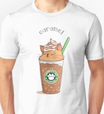Caramel CATpuccino Unisex T-Shirt