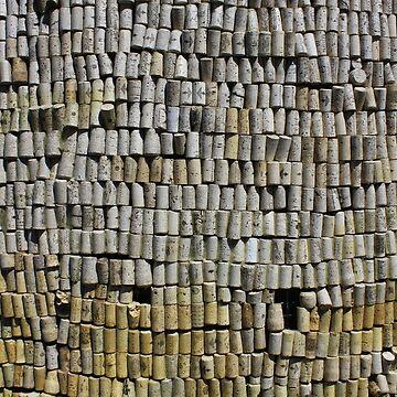 Wine Bottle Corks by Filifjonka