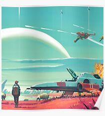 No Man's Sky (3 - 3) Poster